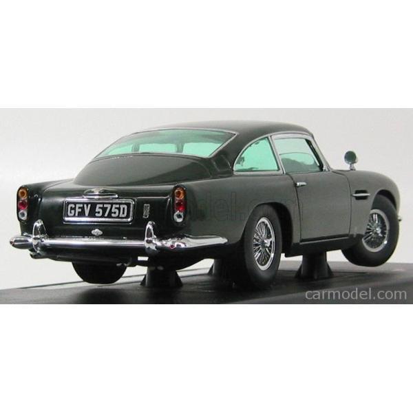アストンマーチン DB5 ミニカー 1/18 サンスター SUN-STAR ASTON MARTIN DB5 SUPERLEGGERA 1963 BRITISH RACING GREEN|a-mondo2|05