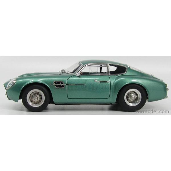 アストンマーチン DB4 ザカート ミニカー 1/18 CMC - ASTON MARTIN - DB4 GT ZAGATO COUPE 1961 GREEN MET|a-mondo2|03
