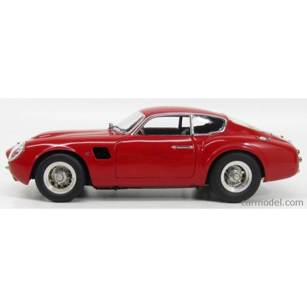 アストンマーチン DB4 ザガート ミニカー 1/18 CMC ASTON MARTIN DB4 GT ZAGATO COUPE 1961 RED ASTON M146|a-mondo2|03