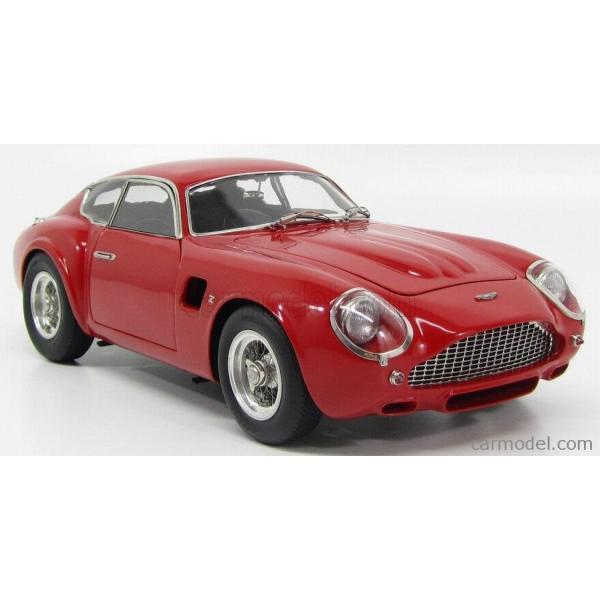 アストンマーチン DB4 ザガート ミニカー 1/18 CMC ASTON MARTIN DB4 GT ZAGATO COUPE 1961 RED ASTON M146|a-mondo2|04