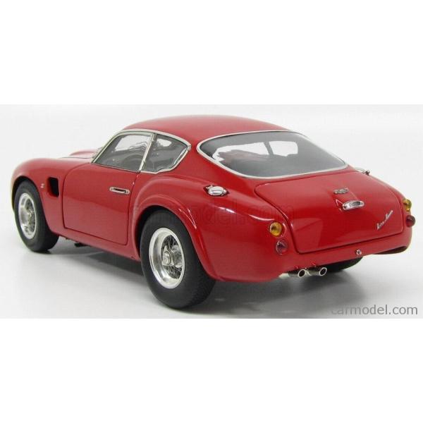 アストンマーチン DB4 ザガート ミニカー 1/18 CMC ASTON MARTIN DB4 GT ZAGATO COUPE 1961 RED ASTON M146|a-mondo2|05