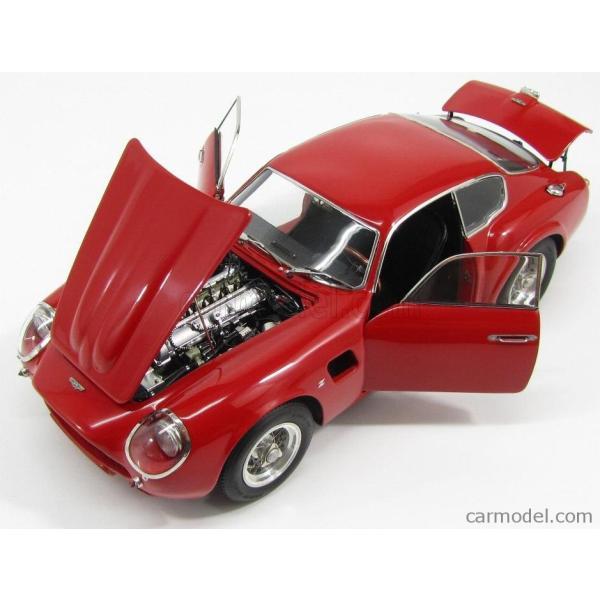 アストンマーチン DB4 ザガート ミニカー 1/18 CMC ASTON MARTIN DB4 GT ZAGATO COUPE 1961 RED ASTON M146|a-mondo2|06