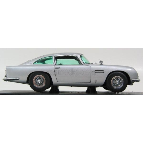 アストンマーチン DB5 ミニカー 1/18 サンスター SUN-STAR - ASTON MARTIN - DB5 SUPERLEGGERA 1963 LIGHT BLUE MET|a-mondo2|03