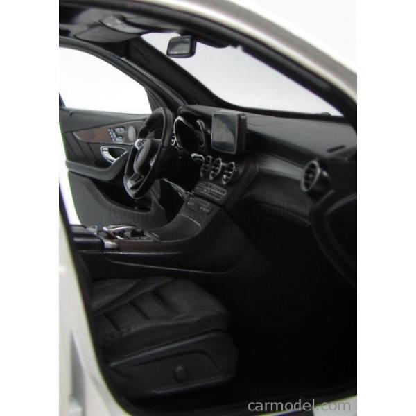 メルセデス ベンツ GLCクラス ミニカー 1/18 ノレブ NOREV - MERCEDES BENZ - GLC-CLASS X253 2015 DIAMANT WHITE|a-mondo2|07