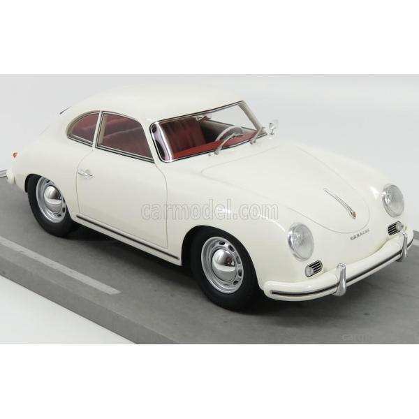ポルシェ 356A ミニカー 1/18 BBR-MODELS PORSCHE 356A COUPE 1955 WHITE BBRC1820D|a-mondo2|04