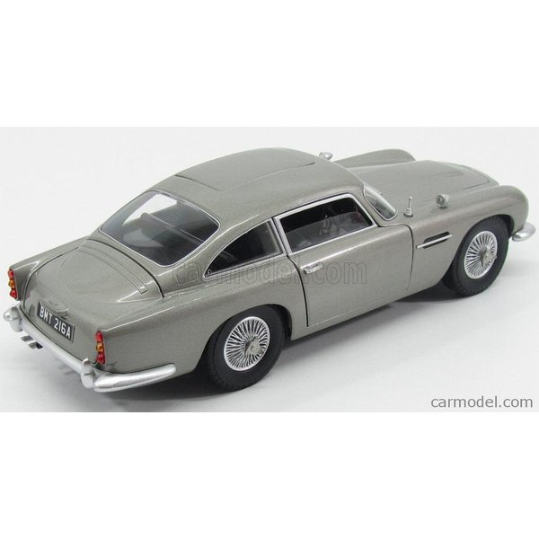 アストンマーチン DB5 ボンドカー ミニカー 1/18 MATTEL HOT WHEELS ASTON MARTIN DB5 1964 007 JAMES BOND GOLDFINGER MISSIONE GOLDFINGER CMC95|a-mondo2|02