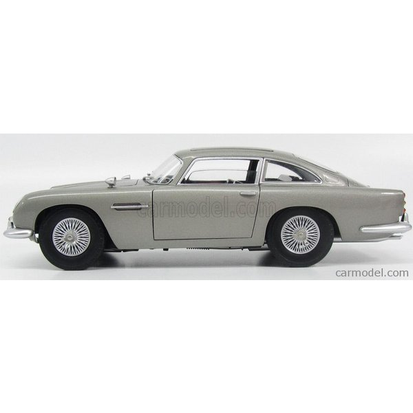 アストンマーチン DB5 ボンドカー ミニカー 1/18 MATTEL HOT WHEELS ASTON MARTIN DB5 1964 007 JAMES BOND GOLDFINGER MISSIONE GOLDFINGER CMC95|a-mondo2|03