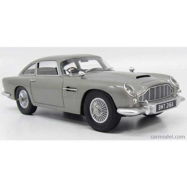 アストンマーチン DB5 ボンドカー ミニカー 1/18 MATTEL HOT WHEELS ASTON MARTIN DB5 1964 007 JAMES BOND GOLDFINGER MISSIONE GOLDFINGER CMC95|a-mondo2|04