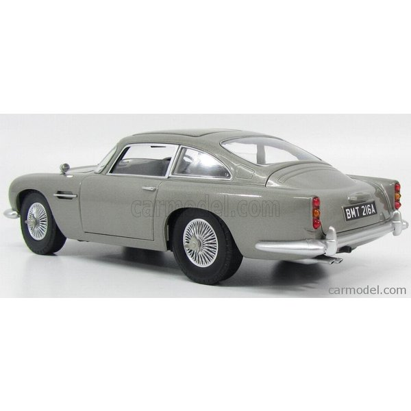 アストンマーチン DB5 ボンドカー ミニカー 1/18 MATTEL HOT WHEELS ASTON MARTIN DB5 1964 007 JAMES BOND GOLDFINGER MISSIONE GOLDFINGER CMC95|a-mondo2|05
