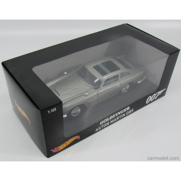 アストンマーチン DB5 ボンドカー ミニカー 1/18 MATTEL HOT WHEELS ASTON MARTIN DB5 1964 007 JAMES BOND GOLDFINGER MISSIONE GOLDFINGER CMC95|a-mondo2|07