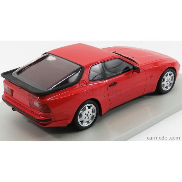 ポルシェ 944 ミニカー 1/18 LS-COLLECTIBLES PORSCHE 944 TURBO S 1991 RED LS023A|a-mondo2|02