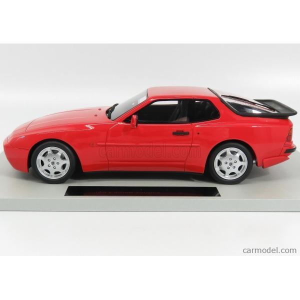 ポルシェ 944 ミニカー 1/18 LS-COLLECTIBLES PORSCHE 944 TURBO S 1991 RED LS023A|a-mondo2|03