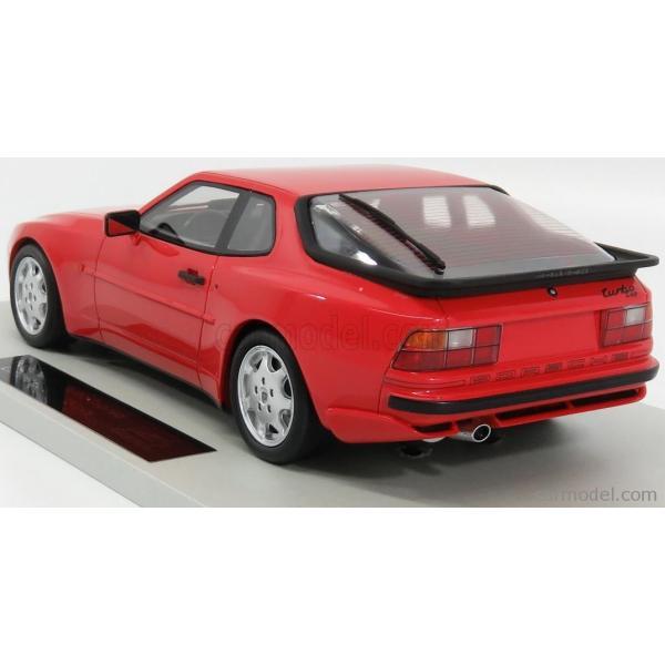 ポルシェ 944 ミニカー 1/18 LS-COLLECTIBLES PORSCHE 944 TURBO S 1991 RED LS023A|a-mondo2|05