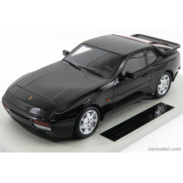 ポルシェ 944 ミニカー 1/18 LS-COLLECTIBLES PORSCHE 944 TURBO S 1991 BLACK LS023C|a-mondo2