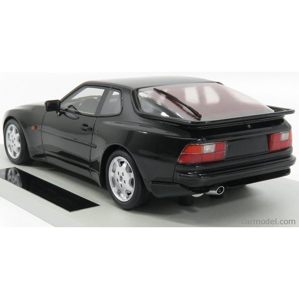 ポルシェ 944 ミニカー 1/18 LS-COLLECTIBLES PORSCHE 944 TURBO S 1991 BLACK LS023C|a-mondo2|05