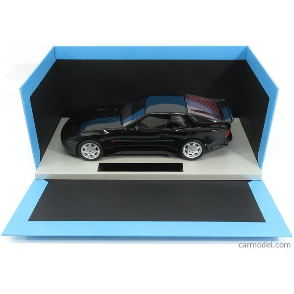 ポルシェ 944 ミニカー 1/18 LS-COLLECTIBLES PORSCHE 944 TURBO S 1991 BLACK LS023C|a-mondo2|06