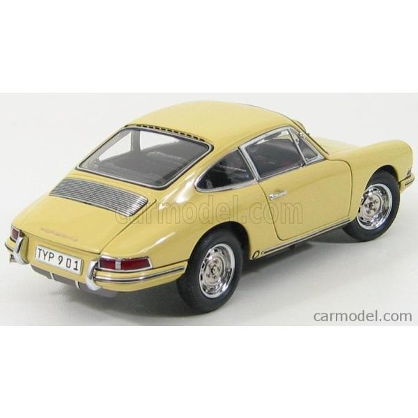 ポルシェ 911 ミニカー 1/18 CMC - PORSCHE - 911 SPORT COUPE 1964 TYPE 901 YELLOW M067A a-mondo2 02