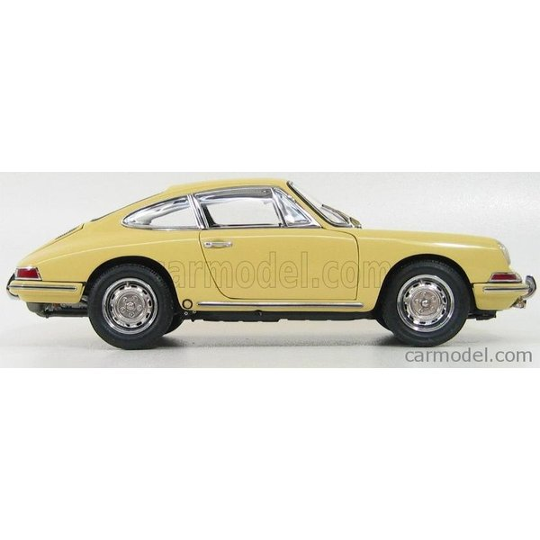 ポルシェ 911 ミニカー 1/18 CMC - PORSCHE - 911 SPORT COUPE 1964 TYPE 901 YELLOW M067A a-mondo2 03
