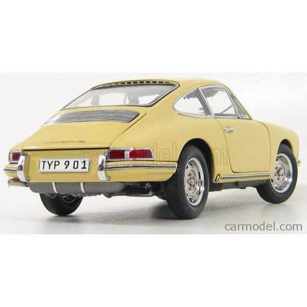 ポルシェ 911 ミニカー 1/18 CMC - PORSCHE - 911 SPORT COUPE 1964 TYPE 901 YELLOW M067A a-mondo2 05