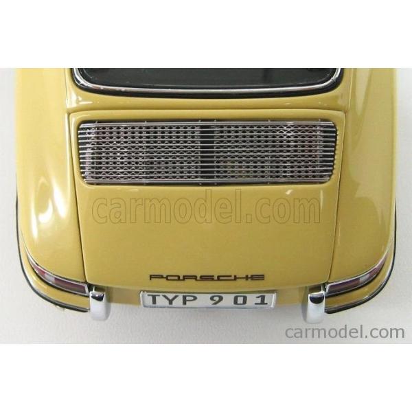 ポルシェ 911 ミニカー 1/18 CMC - PORSCHE - 911 SPORT COUPE 1964 TYPE 901 YELLOW M067A a-mondo2 09