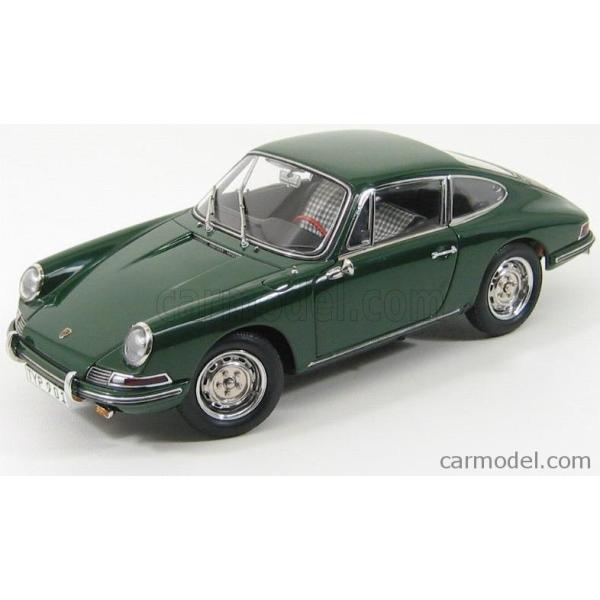 ポルシェ 911 ミニカー 1/18 CMC PORSCHE 911 SPORT COUPE 1964 TYPE 901 GREEN M067B a-mondo2