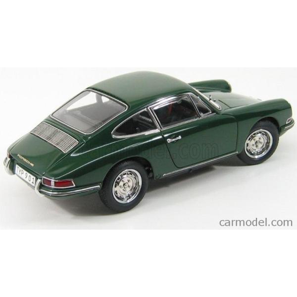 ポルシェ 911 ミニカー 1/18 CMC PORSCHE 911 SPORT COUPE 1964 TYPE 901 GREEN M067B a-mondo2 02