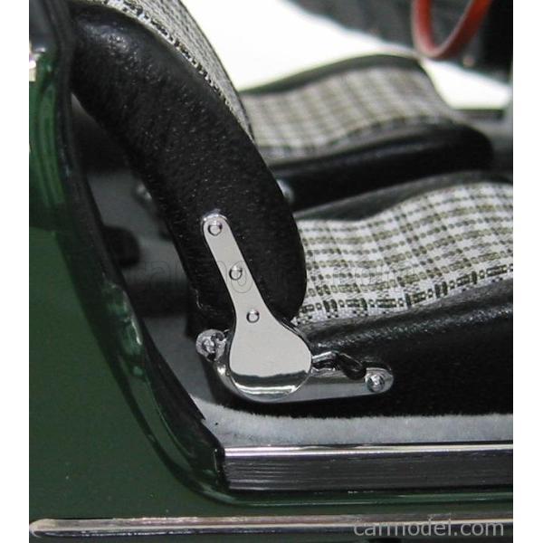 ポルシェ 911 ミニカー 1/18 CMC PORSCHE 911 SPORT COUPE 1964 TYPE 901 GREEN M067B a-mondo2 11