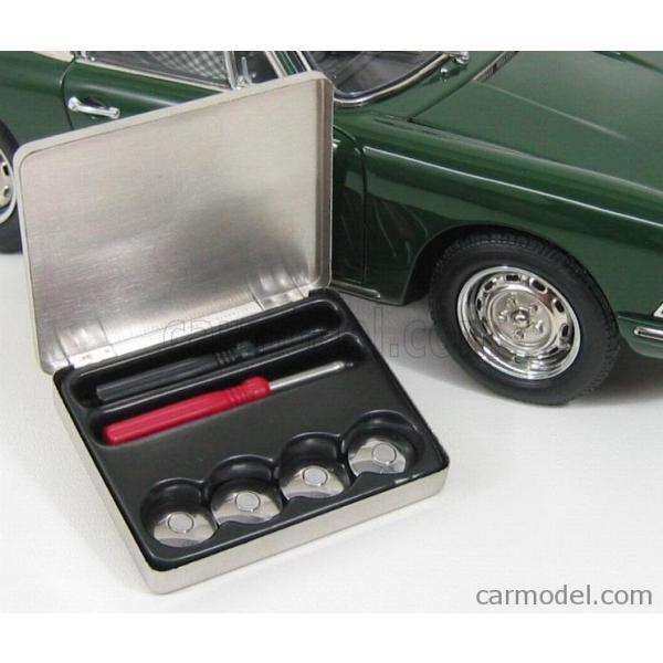 ポルシェ 911 ミニカー 1/18 CMC PORSCHE 911 SPORT COUPE 1964 TYPE 901 GREEN M067B a-mondo2 14