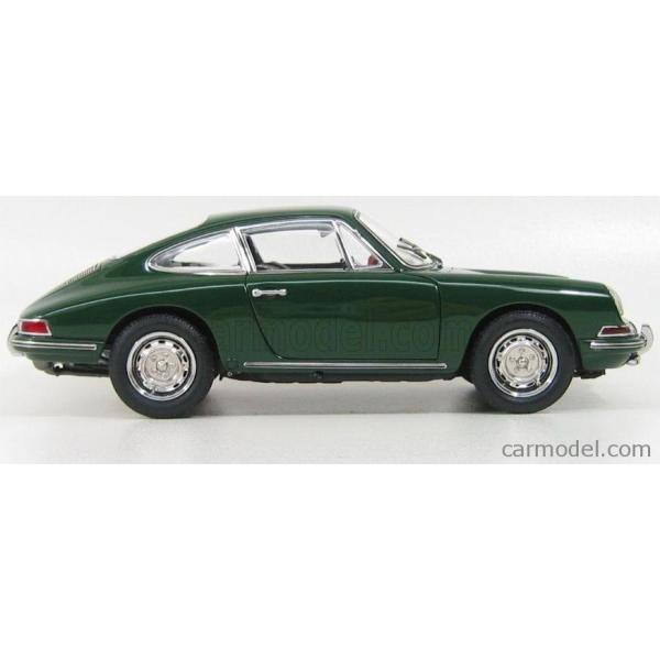 ポルシェ 911 ミニカー 1/18 CMC PORSCHE 911 SPORT COUPE 1964 TYPE 901 GREEN M067B a-mondo2 03