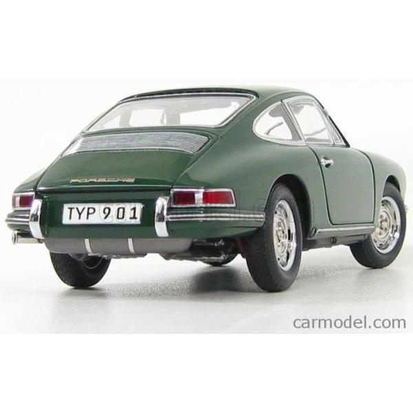 ポルシェ 911 ミニカー 1/18 CMC PORSCHE 911 SPORT COUPE 1964 TYPE 901 GREEN M067B a-mondo2 05