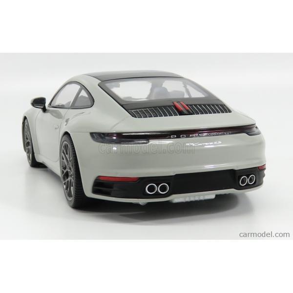 992 1:18 Minichamps Porsche 911 Carrera 4S 2019 darkblue