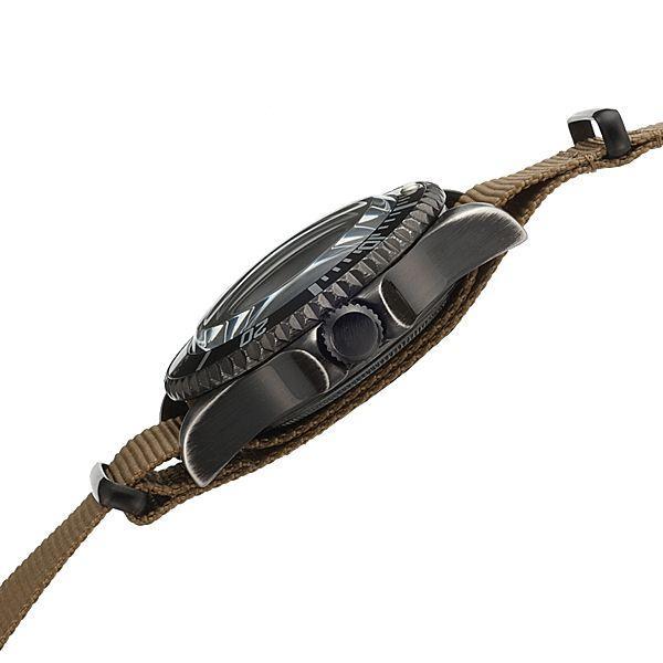 ヴァーグ・ウォッチ・コー 時計 ブラックサブ BLK SUB  BS-L-001 クオーツ腕時計|a-spiral|02