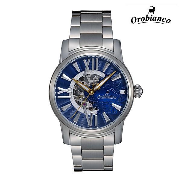 オロビアンコ 時計 インペリアルブルー OR-0011-501 正規品 替えベルト付 クオーツ腕時計 a-spiral