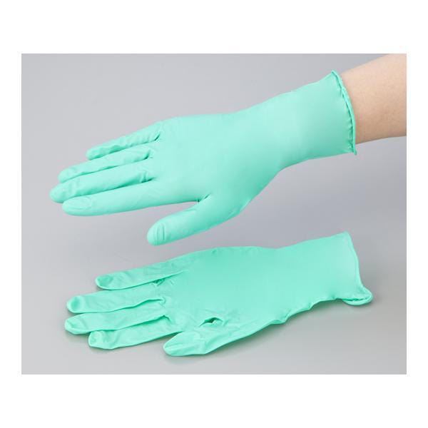 アンセル ネオプレンゴム手袋 マイクロタッチ R アフィニティー L 100枚入 3773 (1-2578-04)