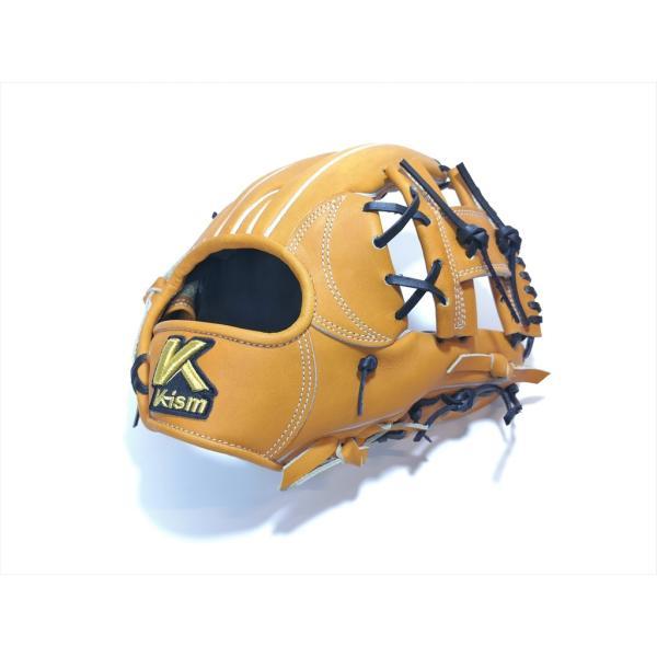 野球 K-ism ケーイズム 硬式グラブ  内野手用 K201 約28.5cm日本製 型付け無料|a27baseball|02