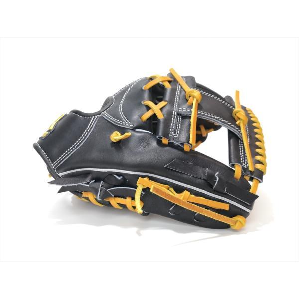 野球 K-ism ケーイズム 硬式グラブ  内野手用 K201 約28.5cm日本製 型付け無料|a27baseball|11