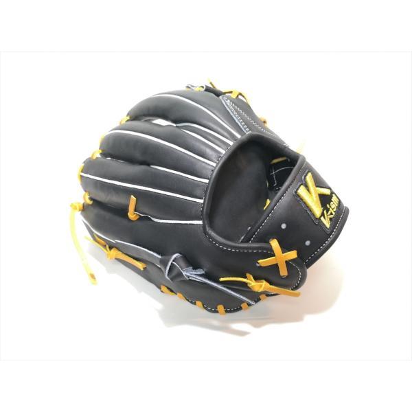 野球 K-ism ケーイズム 硬式グラブ  内野手用 K201 約28.5cm日本製 型付け無料|a27baseball|12
