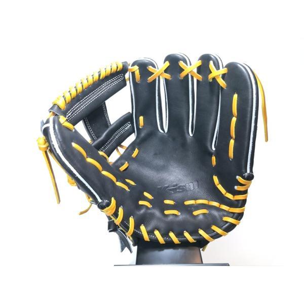 野球 K-ism ケーイズム 硬式グラブ  内野手用 K201 約28.5cm日本製 型付け無料|a27baseball|13