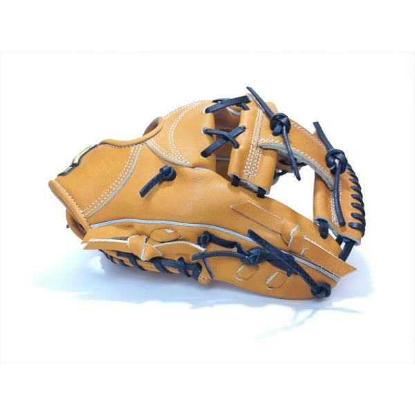 野球 K-ism ケーイズム 硬式グラブ  内野手用 K201 約28.5cm日本製 型付け無料|a27baseball|03