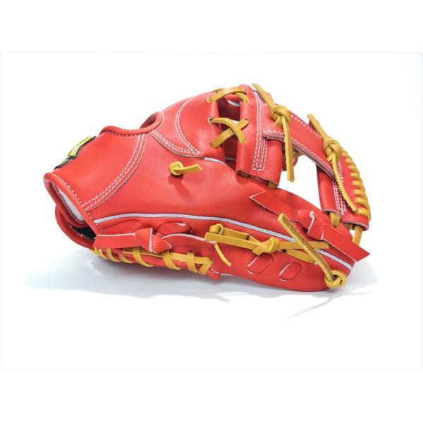 野球 K-ism ケーイズム 硬式グラブ  内野手用 K201 約28.5cm日本製 型付け無料|a27baseball|07
