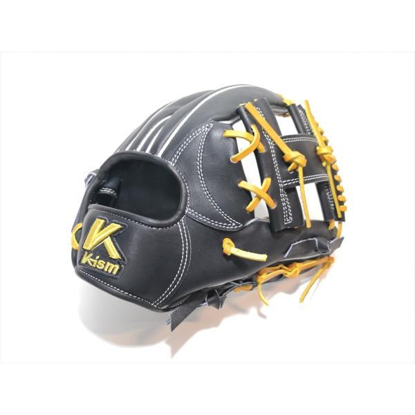 野球 K-ism ケーイズム 硬式グラブ  内野手用 K201 約28.5cm日本製 型付け無料|a27baseball|10