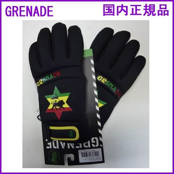 Grenade Gloves Mens Bob Gnarly Mitt