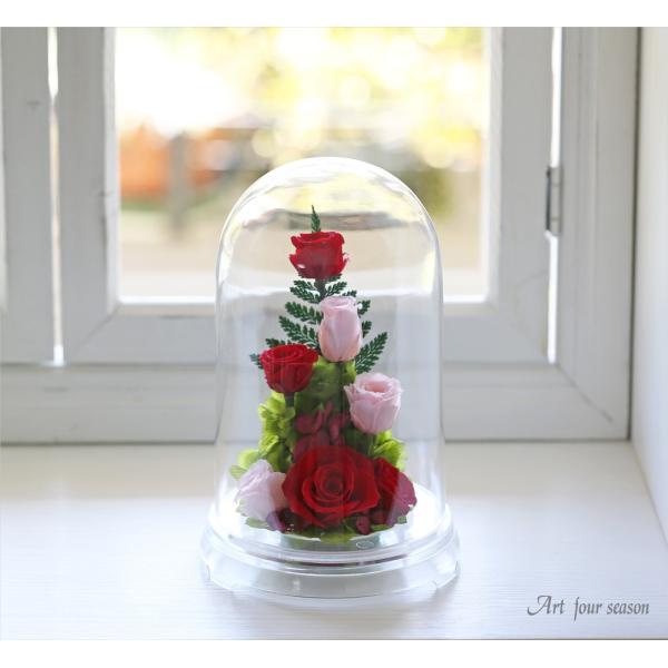 プリザーブドフラワー PR バラ 誕生日プレゼント 結婚記念日 プレゼント 還暦祝い 退職祝い 女性 ギフト 結婚祝い 贈り物|a4s|02