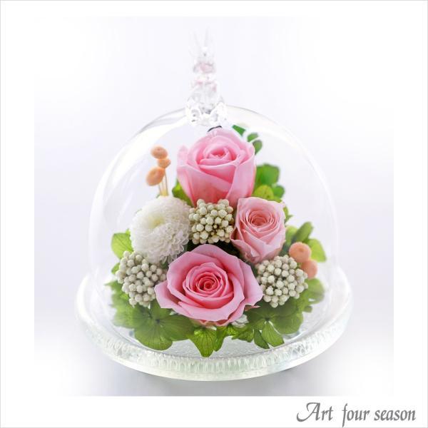 母の日ギフト うさぎ光るバラホタル 母の日 2018 プレゼント プリザーブドフラワー バラ 還暦祝い 結婚記念日 誕生日プレゼント 女性 退職祝い ギフト|a4s|05