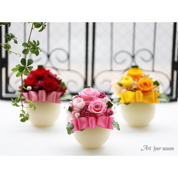 LEDプリザ プリザーブドフラワー 誕生日プレゼント バラ 結婚記念日 プレゼント 還暦祝い 退職祝い 女性 ギフト|a4s|02