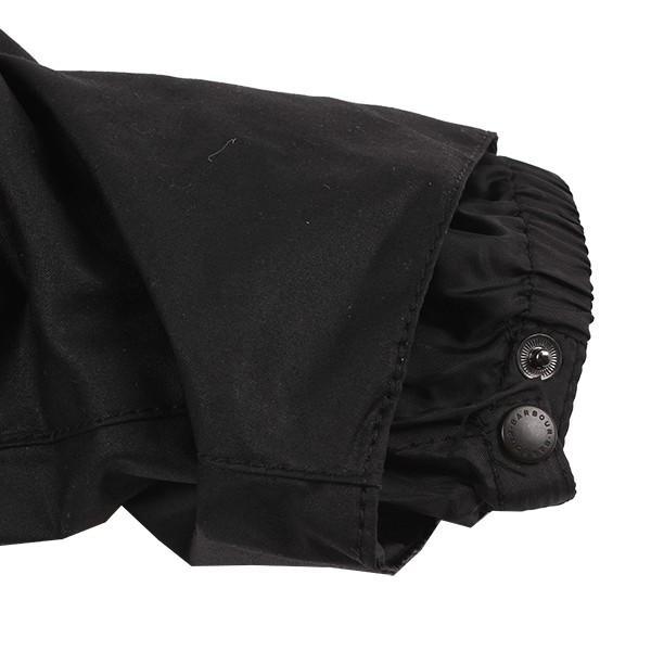 バブアー BARBOUR スリムフィット ビューフォート MWX0658 ブラック 送料無料|aandfshop|02