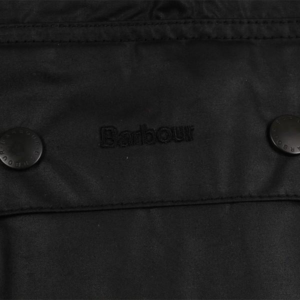 バブアー BARBOUR ビデイルジャケット MWX0018 ブラック 送料無料|aandfshop|03