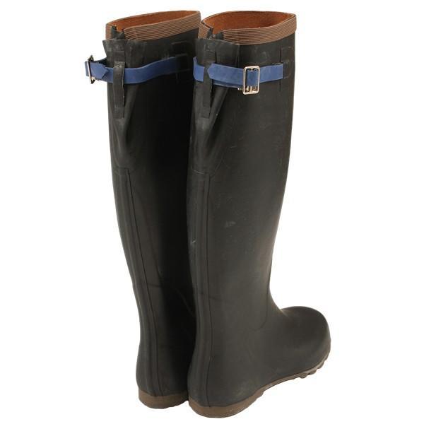 Wetland ウェットランド Ms 折りたたみ長靴 ブルー 男性用|aandfshop|03