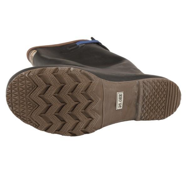 Wetland ウェットランド Ms 折りたたみ長靴 ブルー 男性用|aandfshop|04