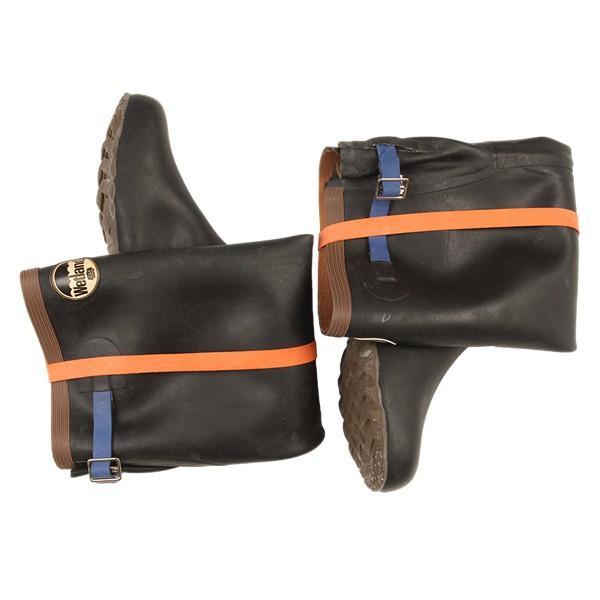 Wetland ウェットランド Ms 折りたたみ長靴 ブルー 男性用|aandfshop|05